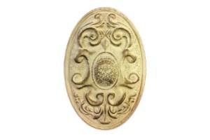 Вставка Keramo Rosso Ampir gold inserto 10х15