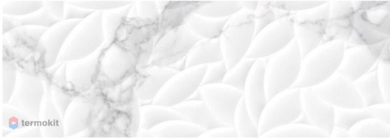 Плитка настенная KER MRB EW 32 Marblestone Essence White 32x90 Kerlife
