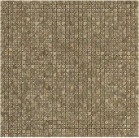 Мозаика L241712671 Gravity Aluminium Cubic Gold 31x31 L'Antic Colonial
