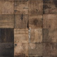 Мозаика L241712711 Wood Square Aged 29.7x29.7 L'Antic Colonial