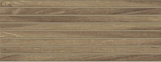 Настенная плитка Saten Forest Natural Ribbon 35x90 La Platera