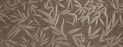 Настенная плитка Shui Brown Leaves 35x90 (La Platera)