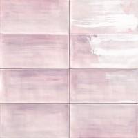Настенная плитка PT02914 Aquarel Pink 15x30 Mainzu
