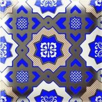 Плитка Mainzu HD Effects Decor Nilo Blu 15x15 PT02356 настенная