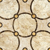 Керамогранит PJG-CLASSIC31 31 Classic Magic Tile Ring 60x60 Marmocer