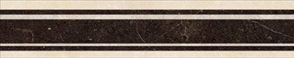 Керамогранит PJD-SDPH085 85 Waterjet Border Brandenburg Black 60х12 Marmocer