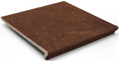 Ступень Colonial Peld.F CL Brick Out 31.6x33 Mayor Ceramica
