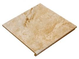 Ступень Peld.Sea Rock Caramel florentino 31.6x33 Mayor Ceramica