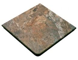 Угловая ступень Ang.Sea Rock Vison florentino 33x33 Mayor Ceramica