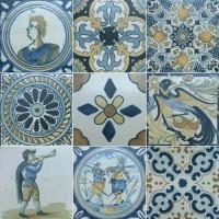 Плитка Monopole Ceramica Antique Pavimento 31.6x31.6 напольная