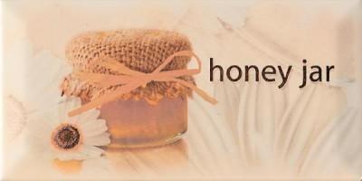 Декор Monopole Ceramica Breakfast Honey 10x20
