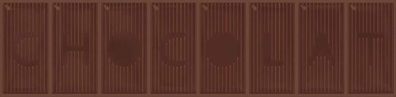 Декор Decor Chocolate Alpes 10x40 Monopole Ceramica