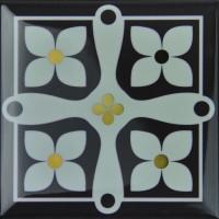 Декор Monopole Ceramica Etna Gold B 15х15