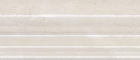 Бордюр Moldura Petra Brillo Bisel Silver 5x15 Monopole Ceramica
