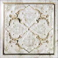 Декор Dec Armonia Petra Brillo Bisel Gold C 15x15 Monopole Ceramica