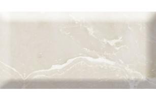 Плитка Monopole Ceramica Petra Gold Marbles Brillo Bisel 7.5x15 настенная