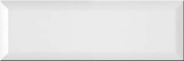 Настенная плитка Primavera Brillo Bisel Blanco 10x30 Monopole Ceramica