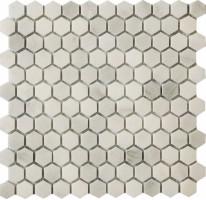 Мозаика QS-Hex001-25P/10 30.5x30.5 Muare