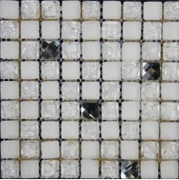 Мозаика QG-063-15/8 30.5x30.5 Muare