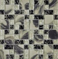 Мозаика QG-068-FP/8 30x30 Muare