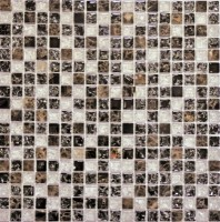 Мозаика QSG-010-15/8 30.5x30.5 Muare