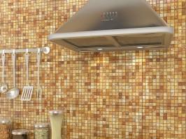 Керамическая плитка Стеклянная мозаика (Muare)