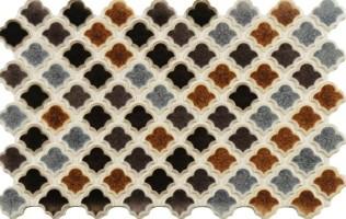 Декор Arabesco Brunatto 23.5x14.5 Natucer