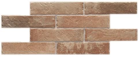 Керамогранит Boston Brick South 6.5x25 Natucer