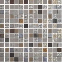 Мозаика ONIX Mosaico Rev. Mystic Glass Sinai Malla 31.1x31.1