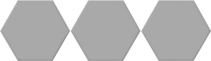 Керамогранит Oset Versalles HEX Grey 20x24