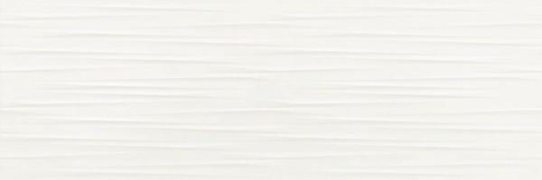 Настенная плитка 9523 BLANCO REL PYRAMID RECT 30x90 Porcelanite Dos
