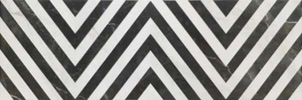 Плитка Porcelanite Dos 1212 Blanco Relieve Rectificado 40x120 настенная