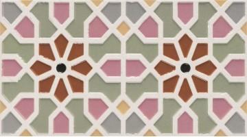 Настенный керамогранит ANDALUSI MEDINA GRIS 30.85x55.6 Realonda Ceramica