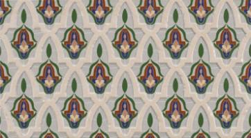 Настенный керамогранит ANDALUSI MUDEJAR 30.85x55.6 Realonda Ceramica