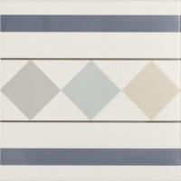 Декор Bistro Cenefa 002 20x20 (Ribesalbes Ceramica)