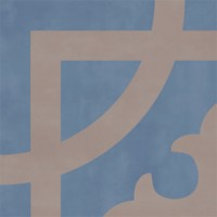 Напольная плитка Puzzle Montoro 20x20 (Ribesalbes Ceramica)