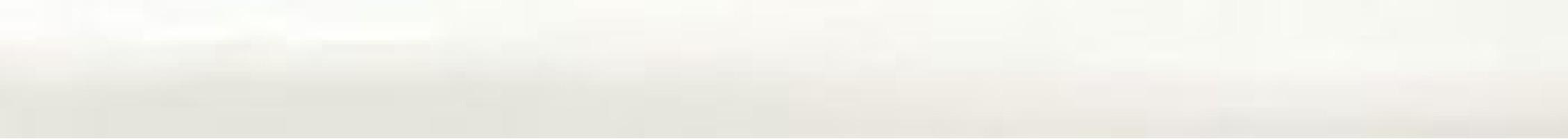 Бордюр Ocean Gloss White 2.5x30 Ribesalbes Ceramica