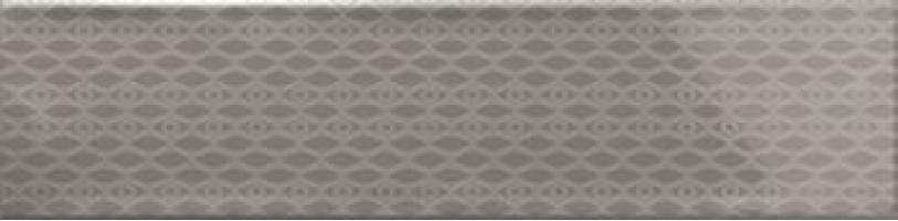 Декор Ocean Dark Grey 7.5x30 Ribesalbes Ceramica