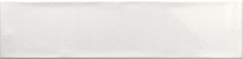 Декор Ocean White 7.5x30 Ribesalbes Ceramica