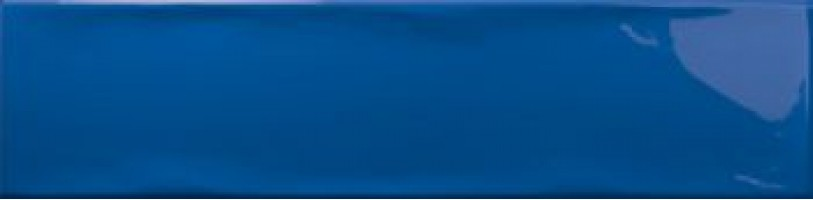Плитка настенная Ocean Gloss Blue Navy 7.5x30 Ribesalbes Ceramica