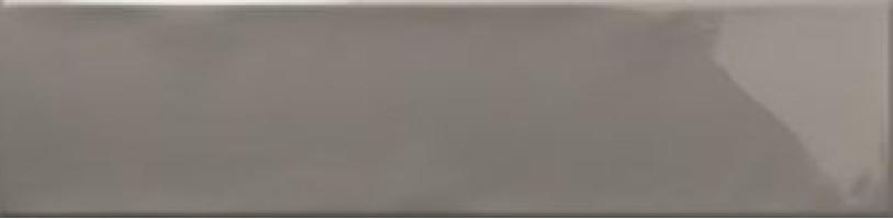 Плитка настенная Ocean Gloss Dark Grey 7.5x30 Ribesalbes Ceramica