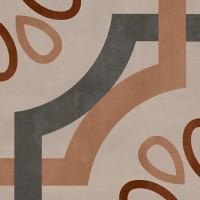 Напольная плитка Puzzle Alhama 20x20 (Ribesalbes Ceramica)