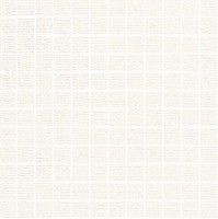 Мозаика 532002 Natural Mosaico Jute White 30x30 Roberto Cavalli