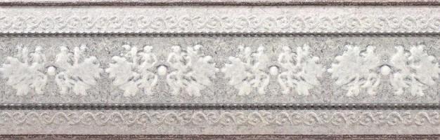 Бордюр Cen Damasco Grey 8x25 Rocersa