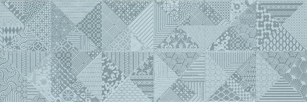 Настенная плитка Nordic-Dec Azul 75 25x75 Rocersa
