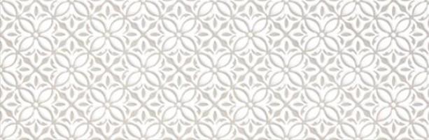 Декор Decor Action Floris Crema 30x90 Saloni Ceramica