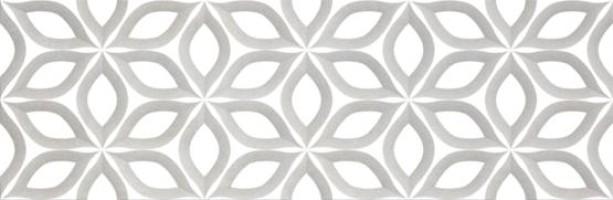 Декор Decor Action Petalos Crema 30x90 Saloni Ceramica