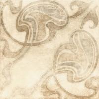 Напольная плитка Liberty Nouveau Marfil 43x43 Saloni Ceramica