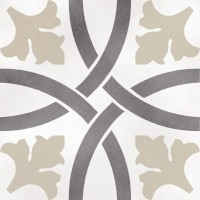 Керамогранит Saloni Ceramica Pobles Sitges Iris 18.5x18.5 EWN990