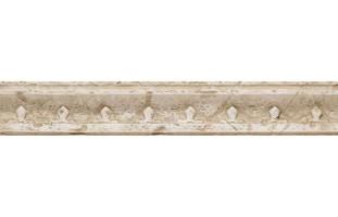Настенный бордюр Tivoli Cornisa Blason Crema 5x31 Saloni Ceramica